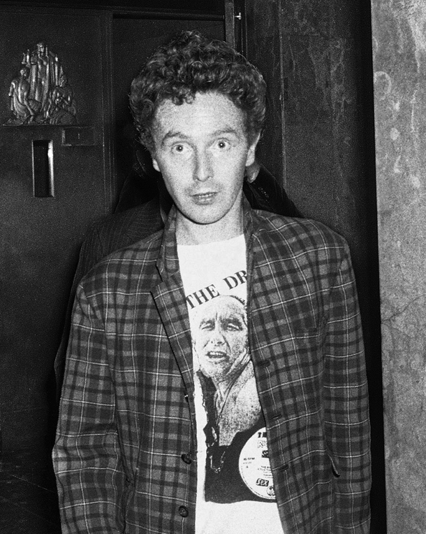 Malcolm McLaren © AP Photo