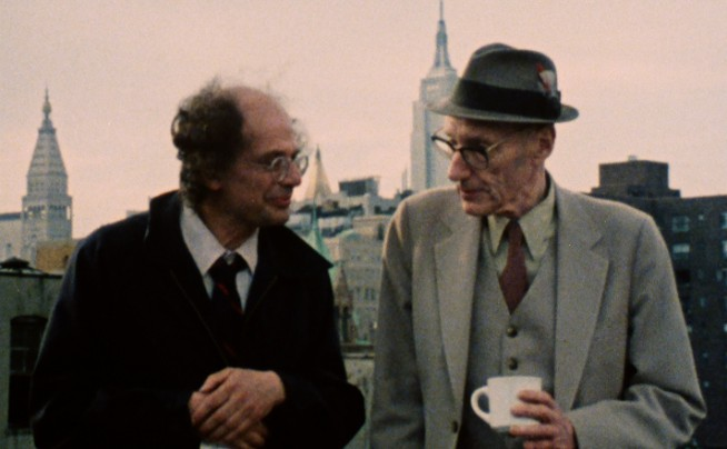 Burroughs The Movie
