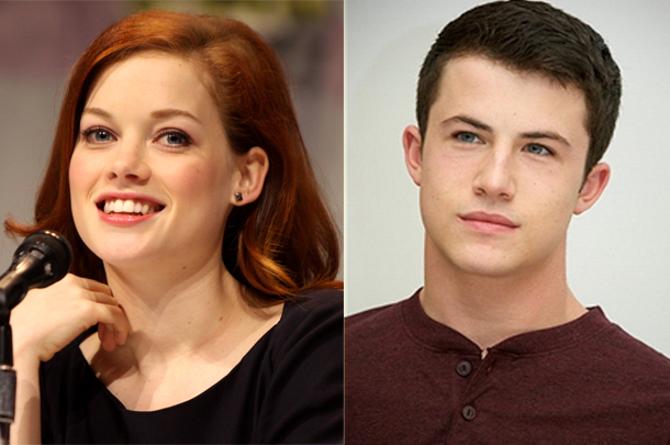 Dylan e Jane Levy