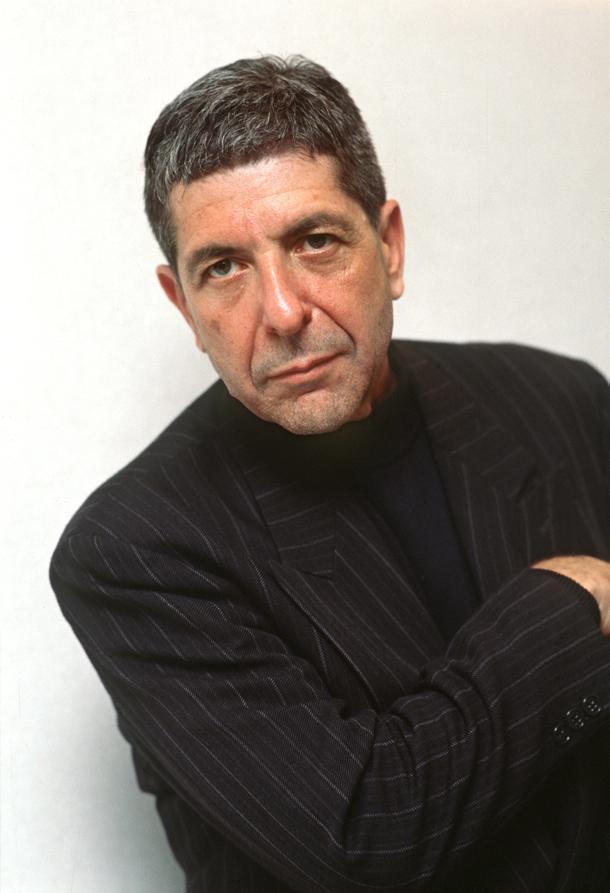 Leonard Cohen, 1988 © Erwin Elsner/picture-alliance/dpa/AP Images