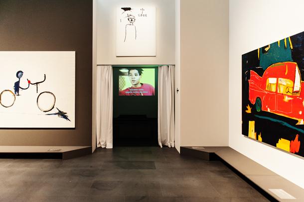 Basquiat al Mudec © Carlotta Coppo