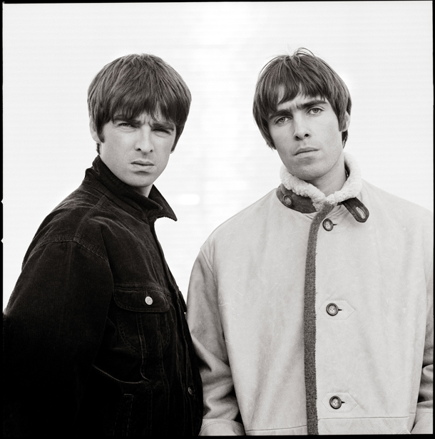 OASIS Wonderwall video 1995