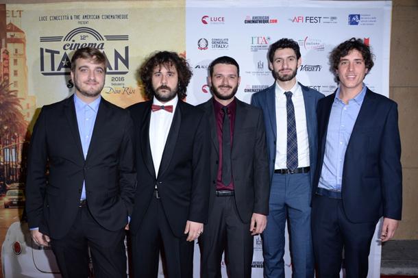 Lorenzo di Nola, brando bartoleschi, Leopoldo Caggiano+ Marioni