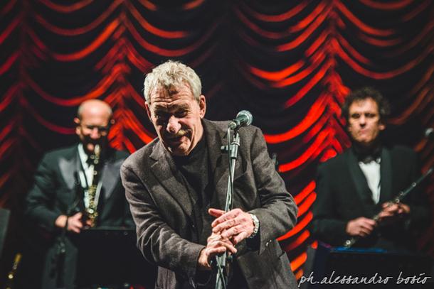 Paolo Conte @ Teatro Regio