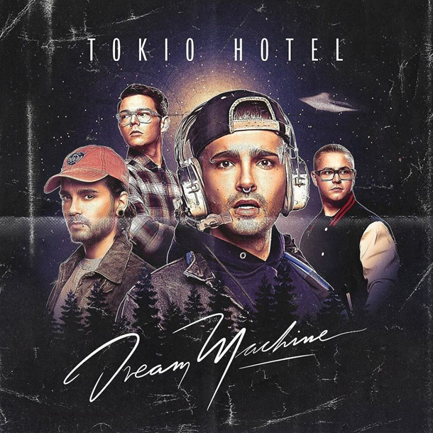 "Tokio Hotel: aspettando ""The Dream Machine Tour 2017""  - XL Repubblica"