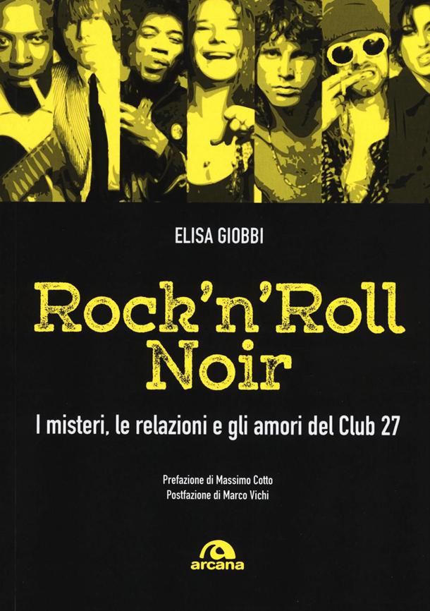La copertina del libro di Elisa Giobbi (Arcana)