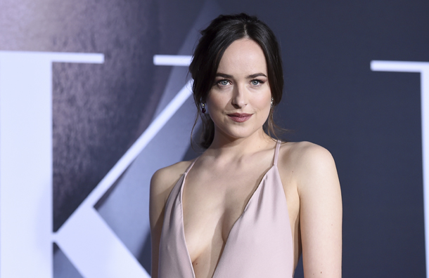 Dakota Johnson © Jordan Strauss/Invision/AP
