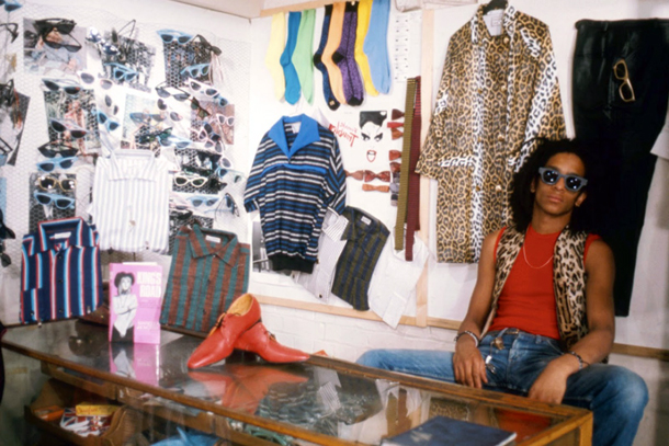 Don Letts all'Acme Attractions