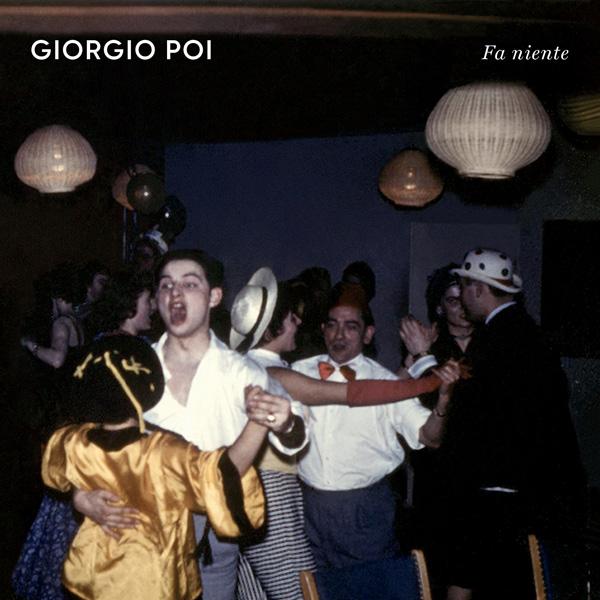 La cover dell'album pubblicato da Bomba Dischi in uscita il 10 febbraio