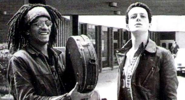 Don Letts e Joe Strummer
