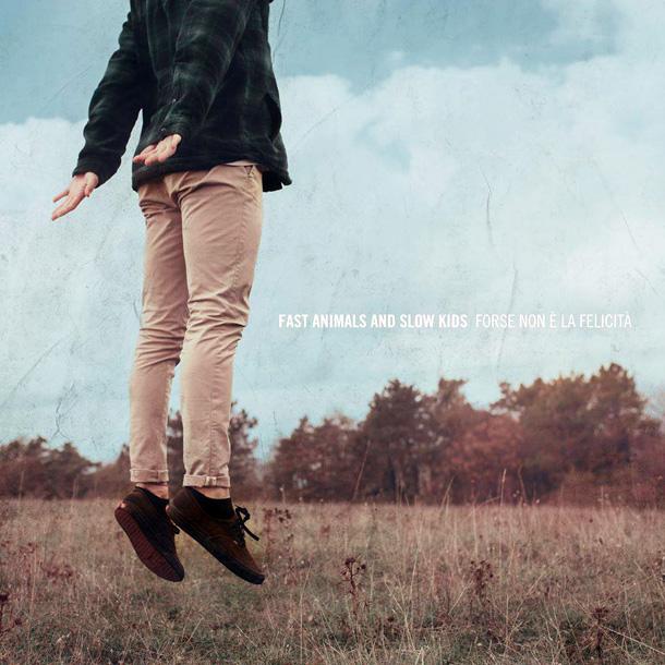 """La copertina di """"Forse non è la felicità"""" (Woodworm/distr. Audioglobe) in uscita il 3 febbraio"""