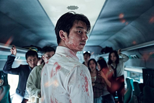 """Train to Busan""di Yeon Sang-ho"