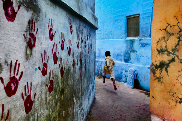 Jodhpur, Rajasthan, India, 2007 © Steve McCurry