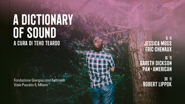 """""""A Dictionary of Sound"""", la rassegna a Milano - XL Repubblica"""