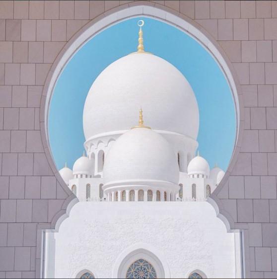 Moschea di Sheikh Zayed (Emirati Arabi Uniti)
