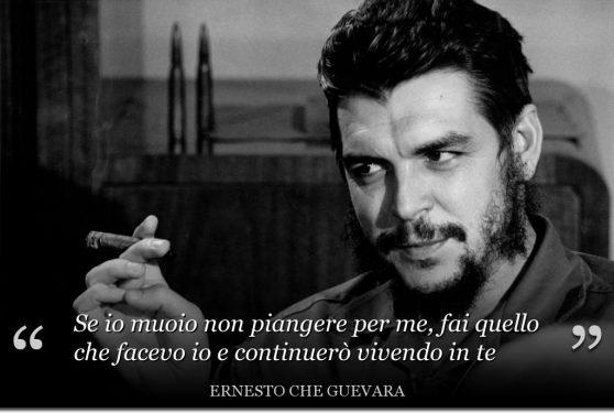 Presentazione E Frasi Celebri Di Ernesto Che Guevara Youtube