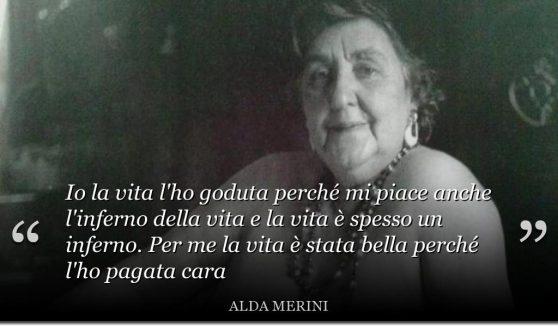 Otto Anni Senza Alda Merini Le Dieci Frasi Più Belle Della