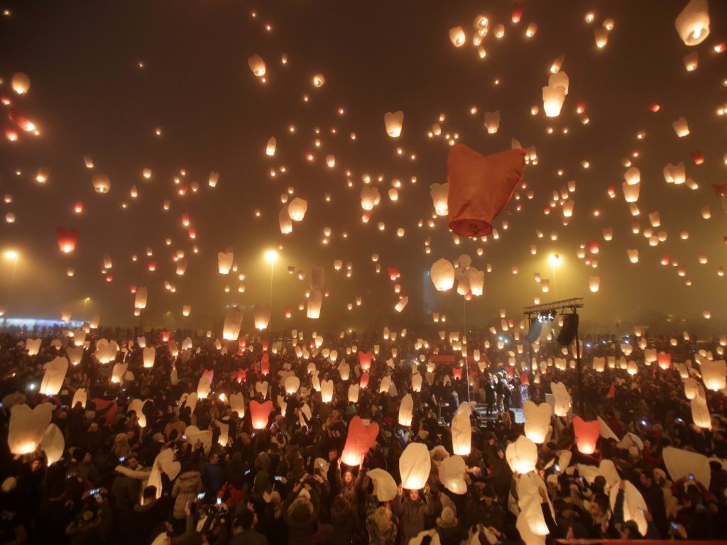 Immagini Natale 1024x768.Il Giro Del Mondo In 25 Foto Di Feste Di Natale Business Insider