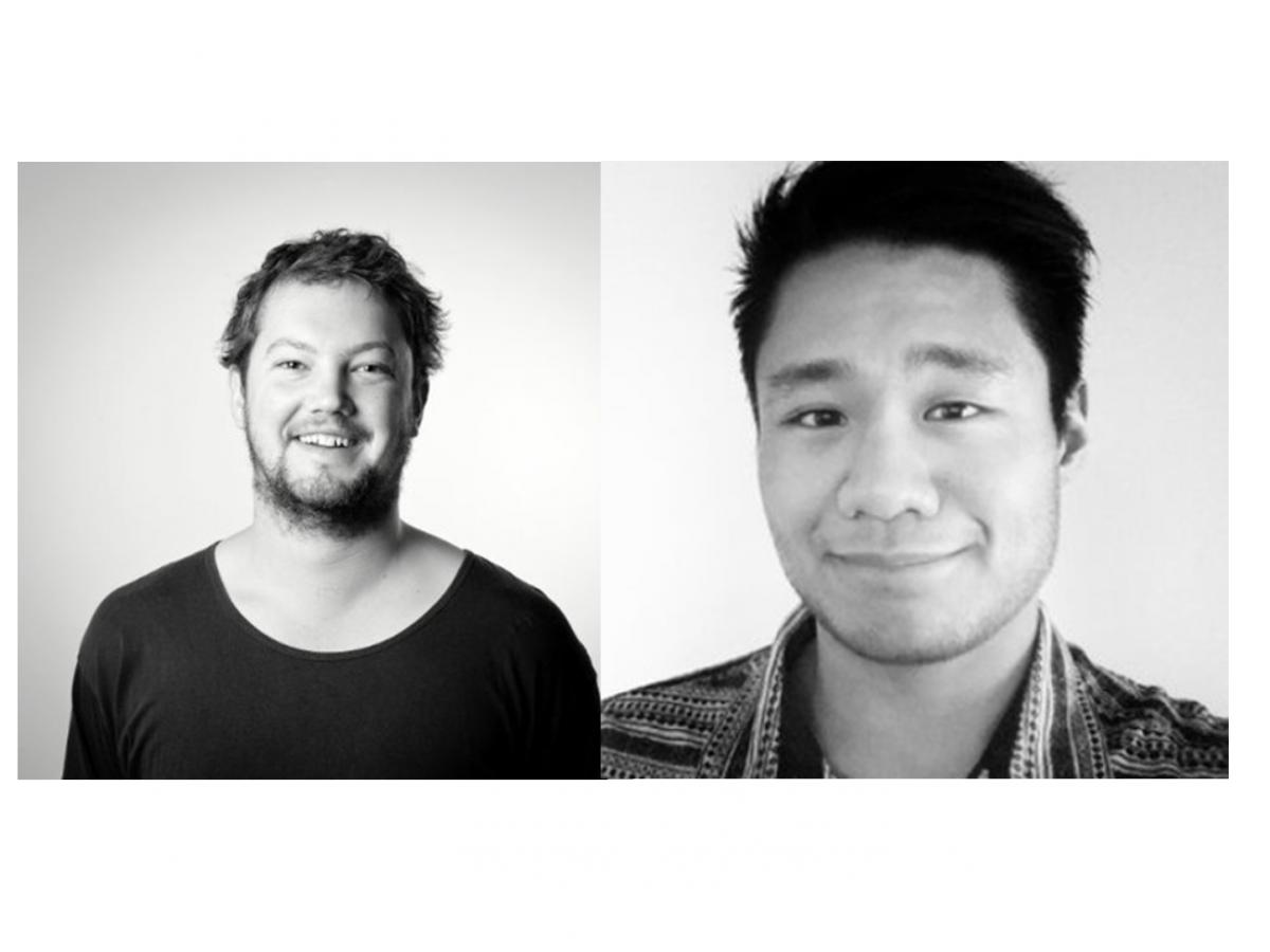 23-and-24-alan-jones-and-angelo-an-copywriter-and-art-director-at-mc-saatchi-london