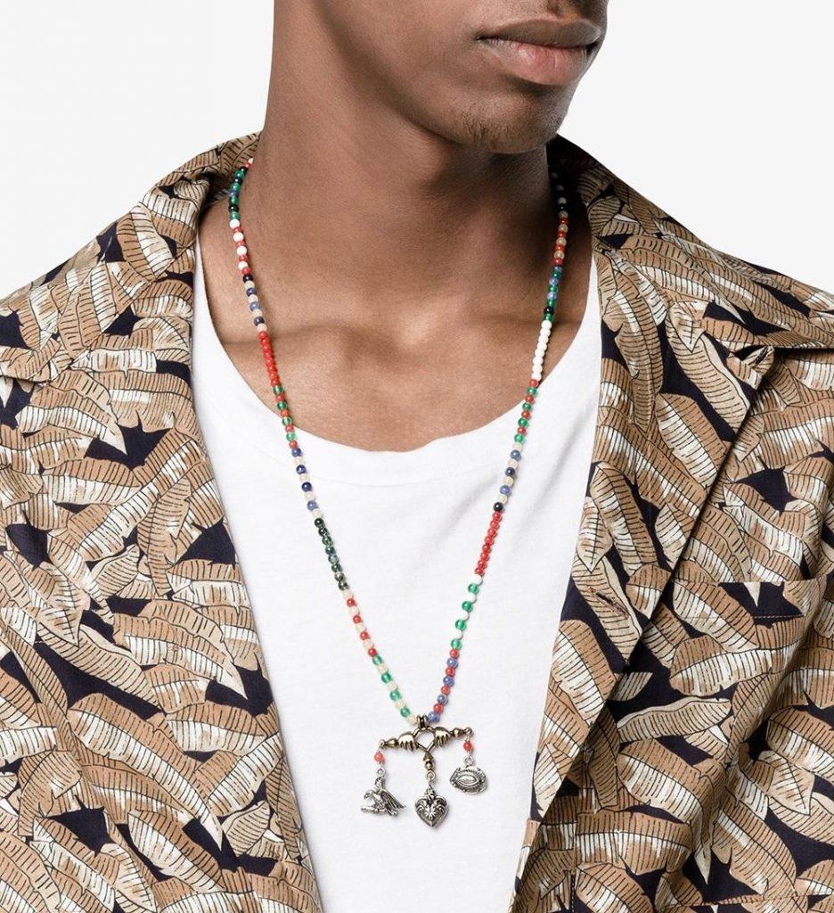 4) VALENTINO catena o collana con pendente - Copia