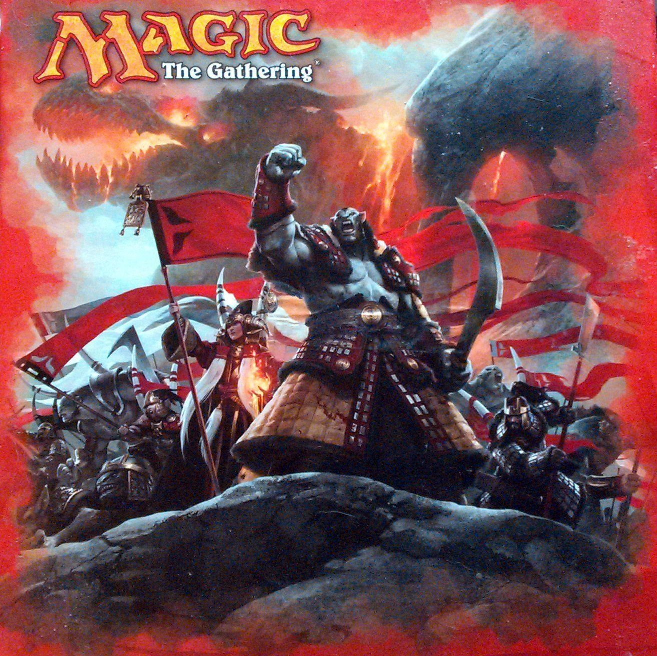 10) Collezione Magic the Gathering Cards-á