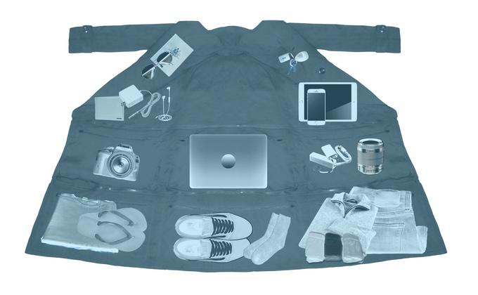 3) airport jacket modulabile _original