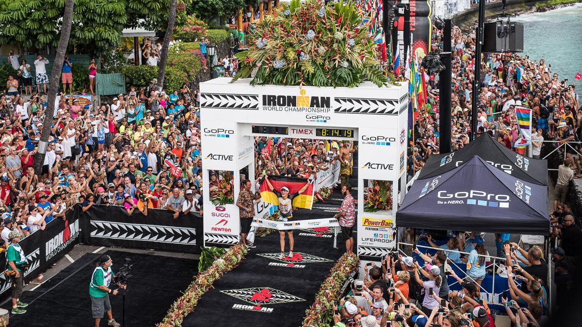 7) Biglietto di partecipazione ai 2016 Ironman World Championship