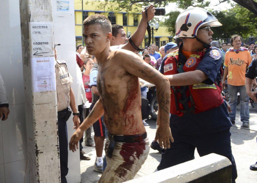 17 barquisimeto venezuela had 5938 homicides per 100000 residents 1024x729