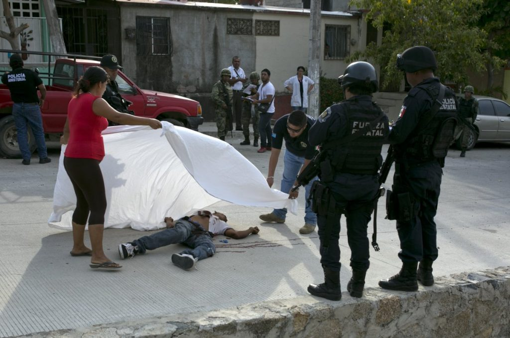 2 acapulco mexico had 11324 homicides per 100000 residents 1 1024x678