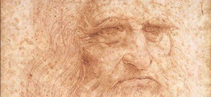 Un disegno di Leonardo Da Vinci che molti ritengono il suo autoritratto. Wikimedia Commons