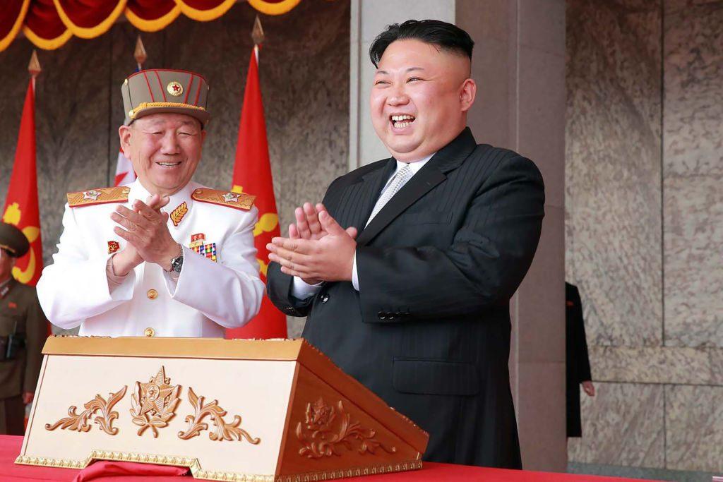 Divieto di viaggi in Corea del Nord.