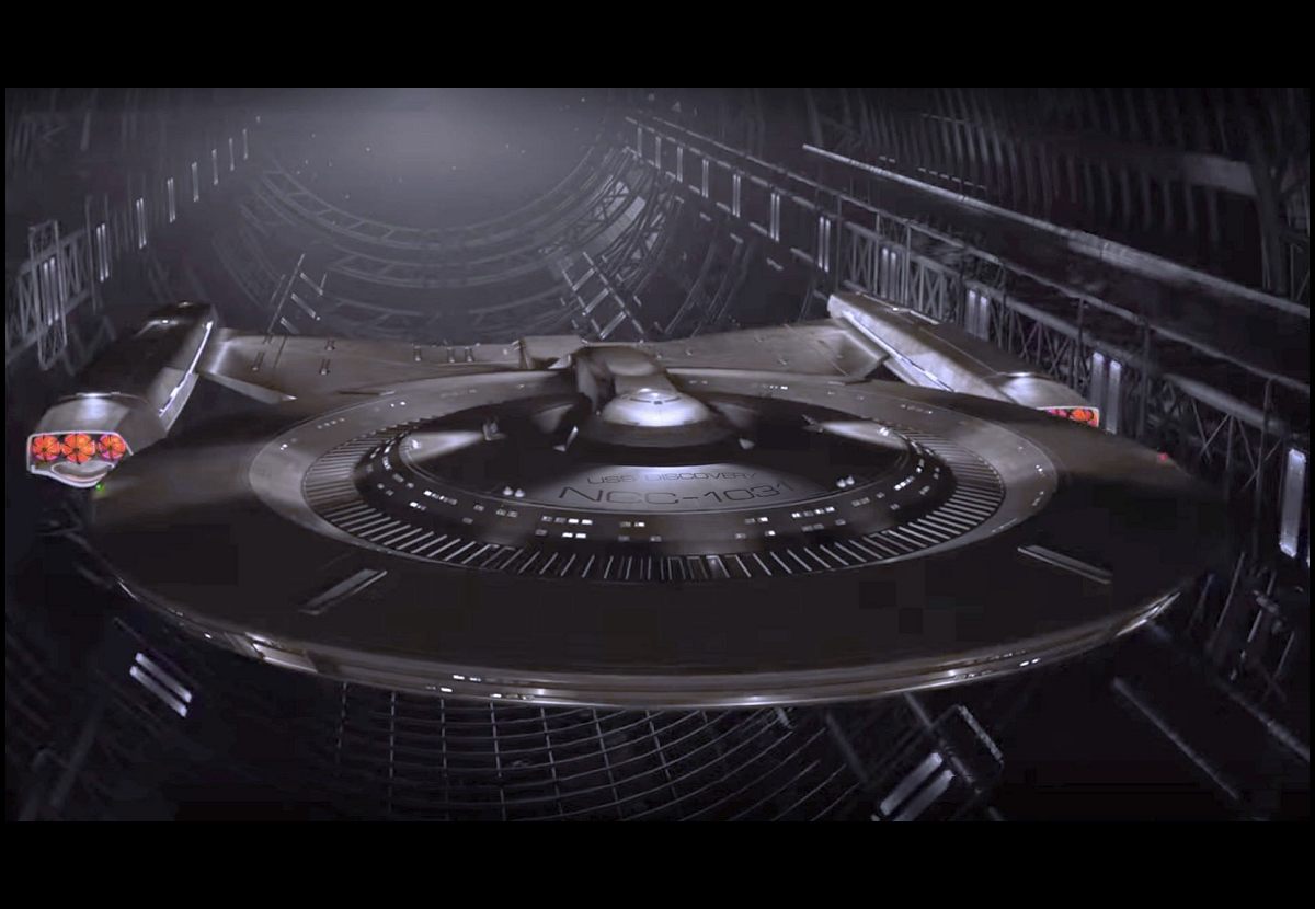 STAR TRECK DISCOVERY serie tv