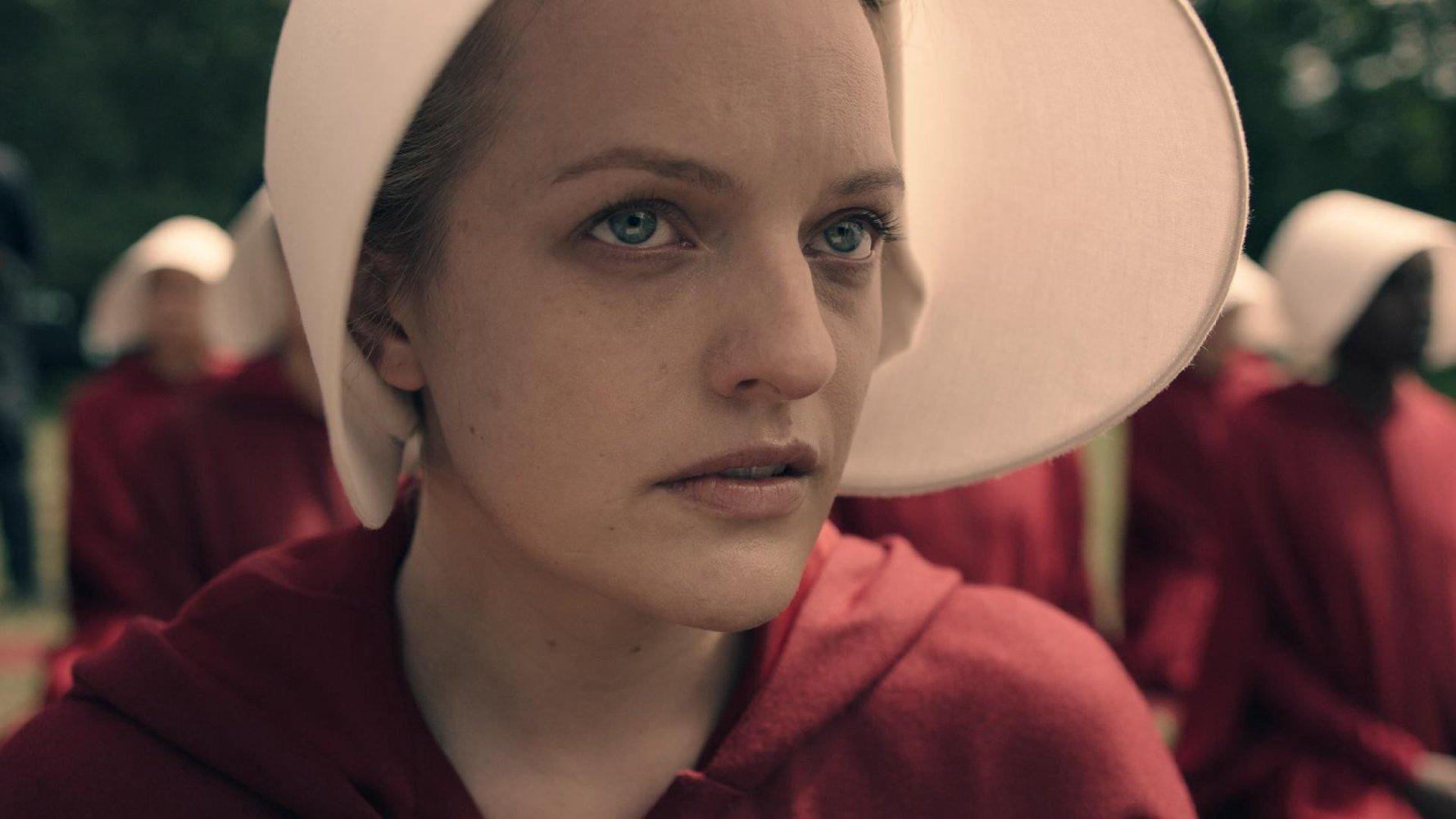 The Handmaid's Tale - futuro - serie tv Hulu