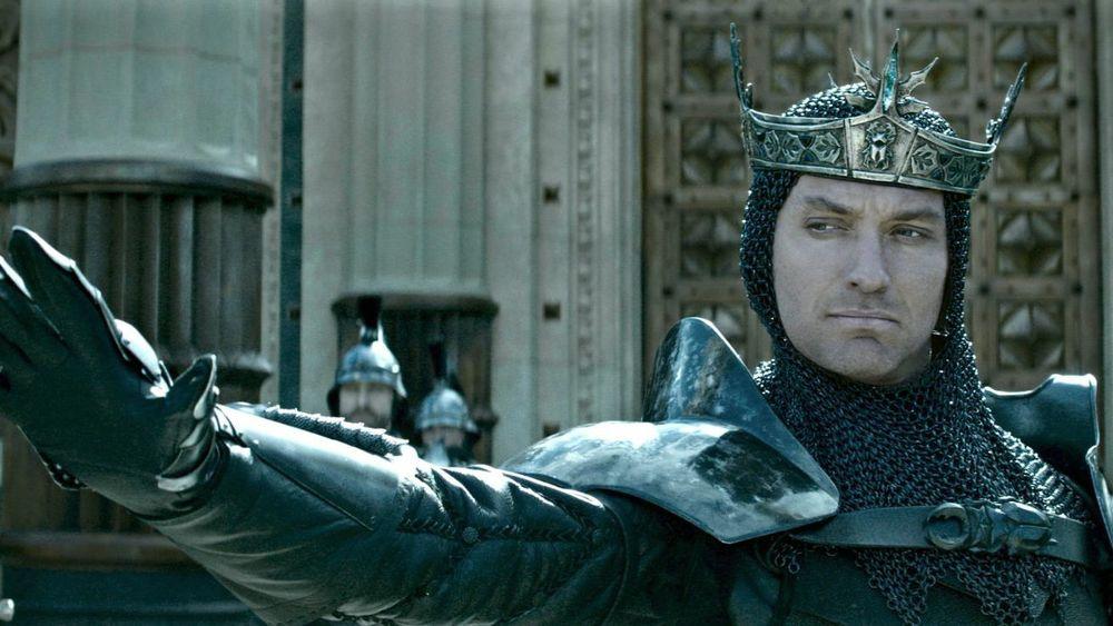 King Arthur- il potere della spada - Jude Law