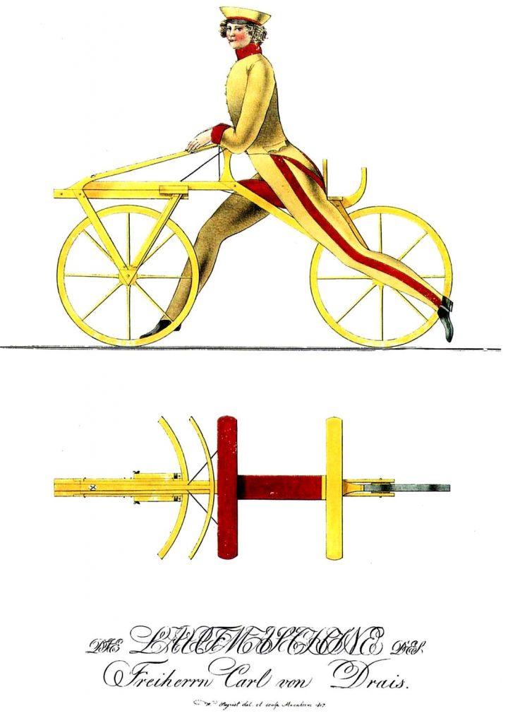La Bicicletta Compie 200 Anni Ed è Più In Forma Che Mai La Storia