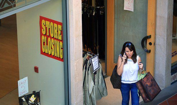 edeeb180dfb2 L apocalisse del retail. I brand di moda chiudono negozi a raffica ...
