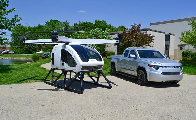 Elicottero A Due Eliche : L elicottero del futuro ha eliche un paracadute e