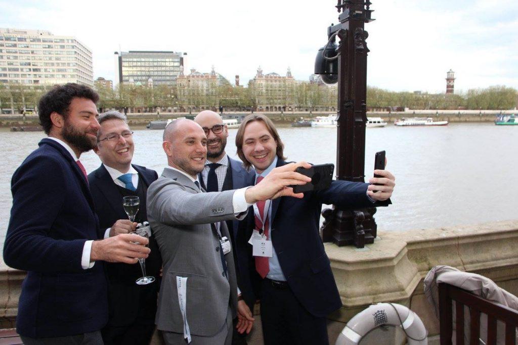 Migliori incontri Apps Londra 2015