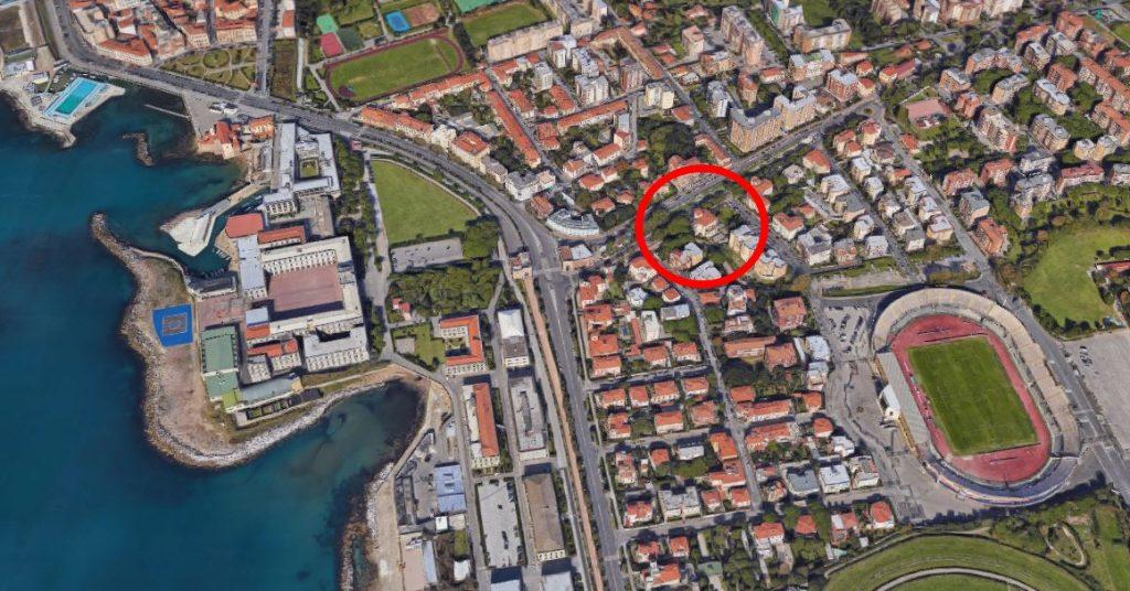 segreteria scuola bartolina livorno map - photo#10