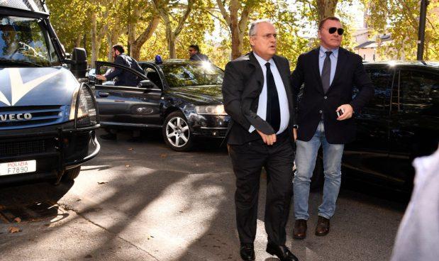 Lazio, Lotito ha violato la lealtà sportiva