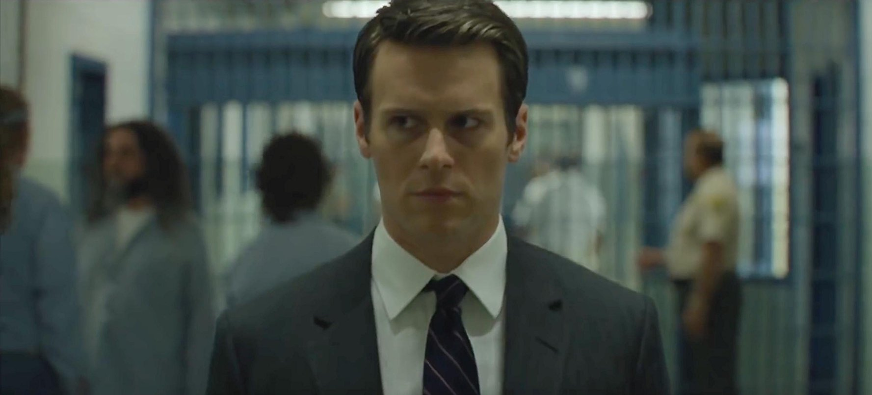 Mindhunter - Jonathan Groff in Mindhunter (2017)