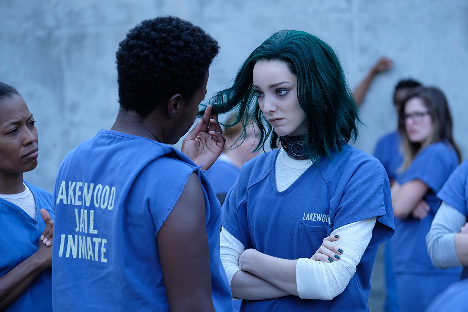 The Gifted - Emma Dumont in The Gifted - 2017