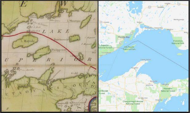 Cartina Sud Italia E Isole.Nove Isole Esistite Per Secoli Almeno Sulle Mappe E Scomparse Nel Nulla Business Insider Italia