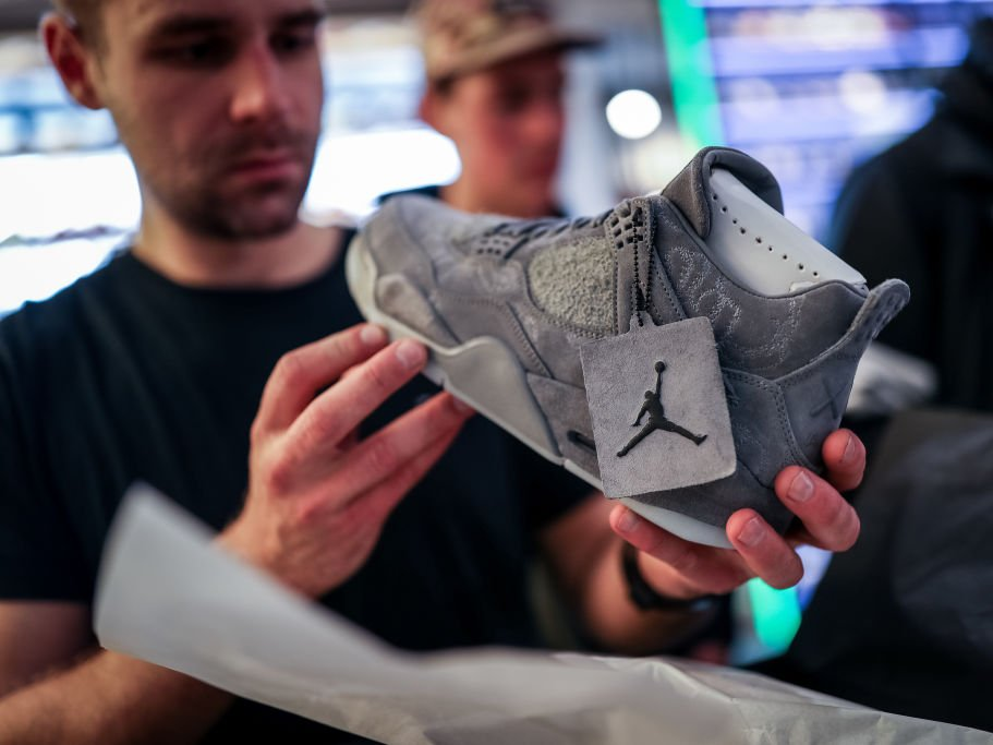 """brand new d662e 5e228 Una semplice formula spiega perché Nike ha smesso di essere """"cool"""" –  Business Insider Italia"""