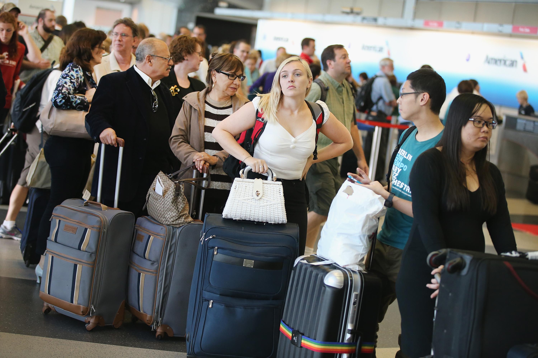 sesso aeroporto di Atlanta