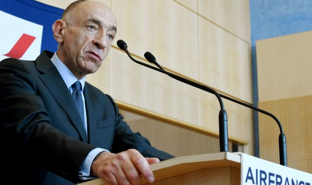 Air France: niente accordo salariale, il presidente se ne va