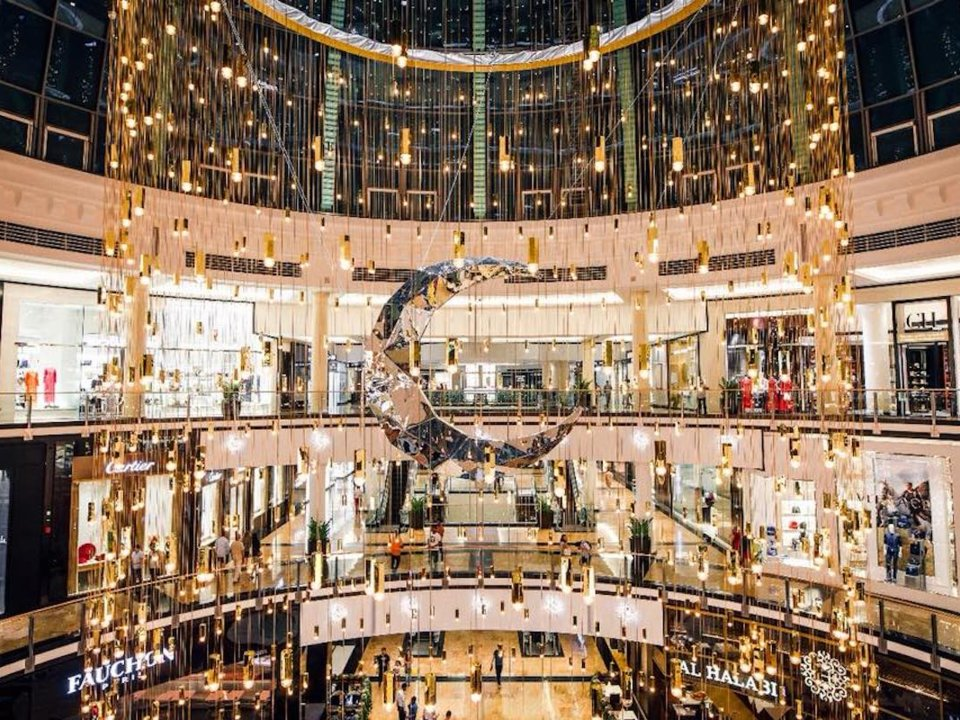 Ecco i centri commerciali pi belli del mondo che sfidano for I mobili piu belli del mondo