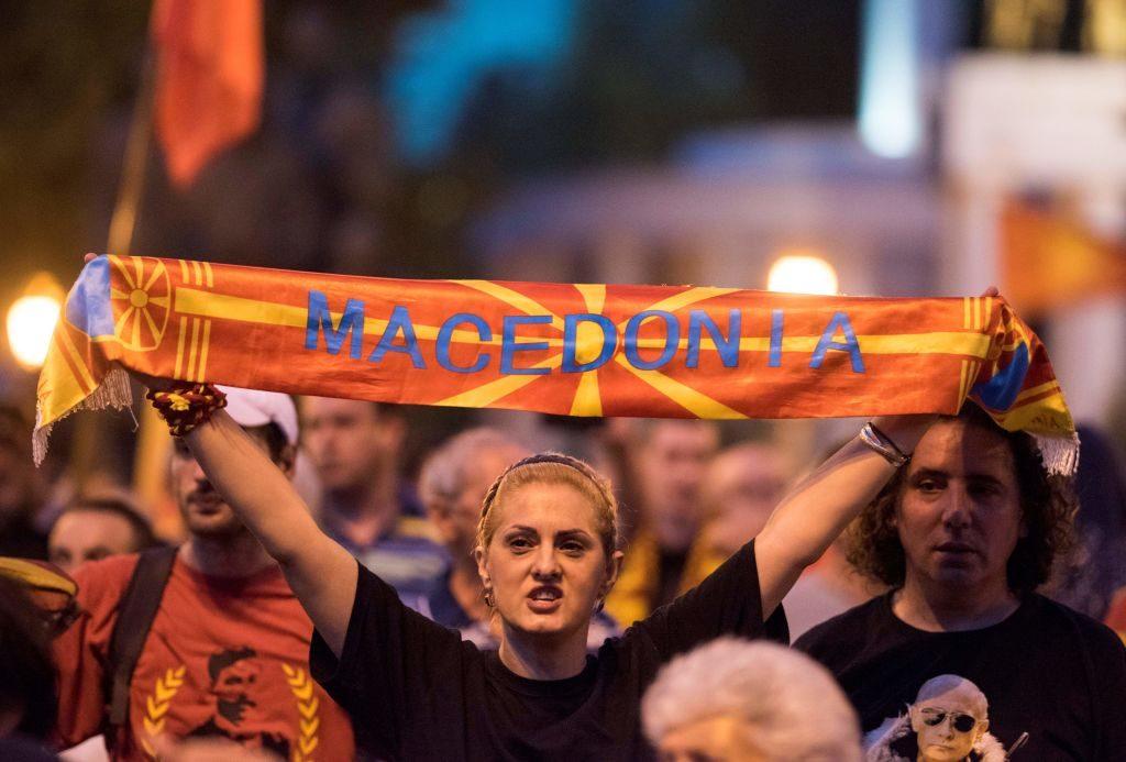 La macedonia ancora in bilico oggi il parlamento vota per for Votazioni parlamento oggi