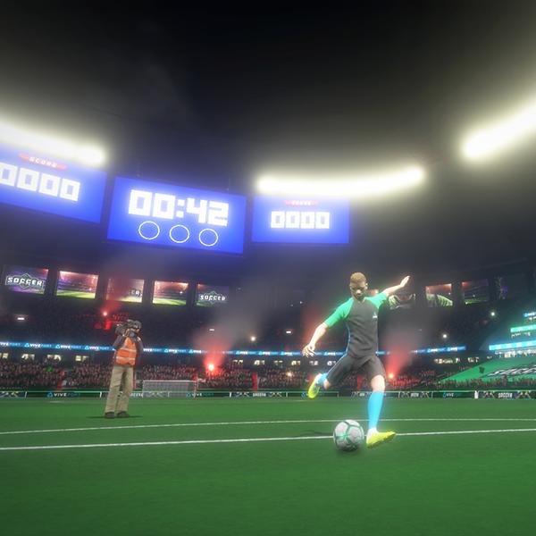 Oltre la Playstation: è made in Italy il calcio in realtà virtuale, tra rigori, parate e colpi di testa