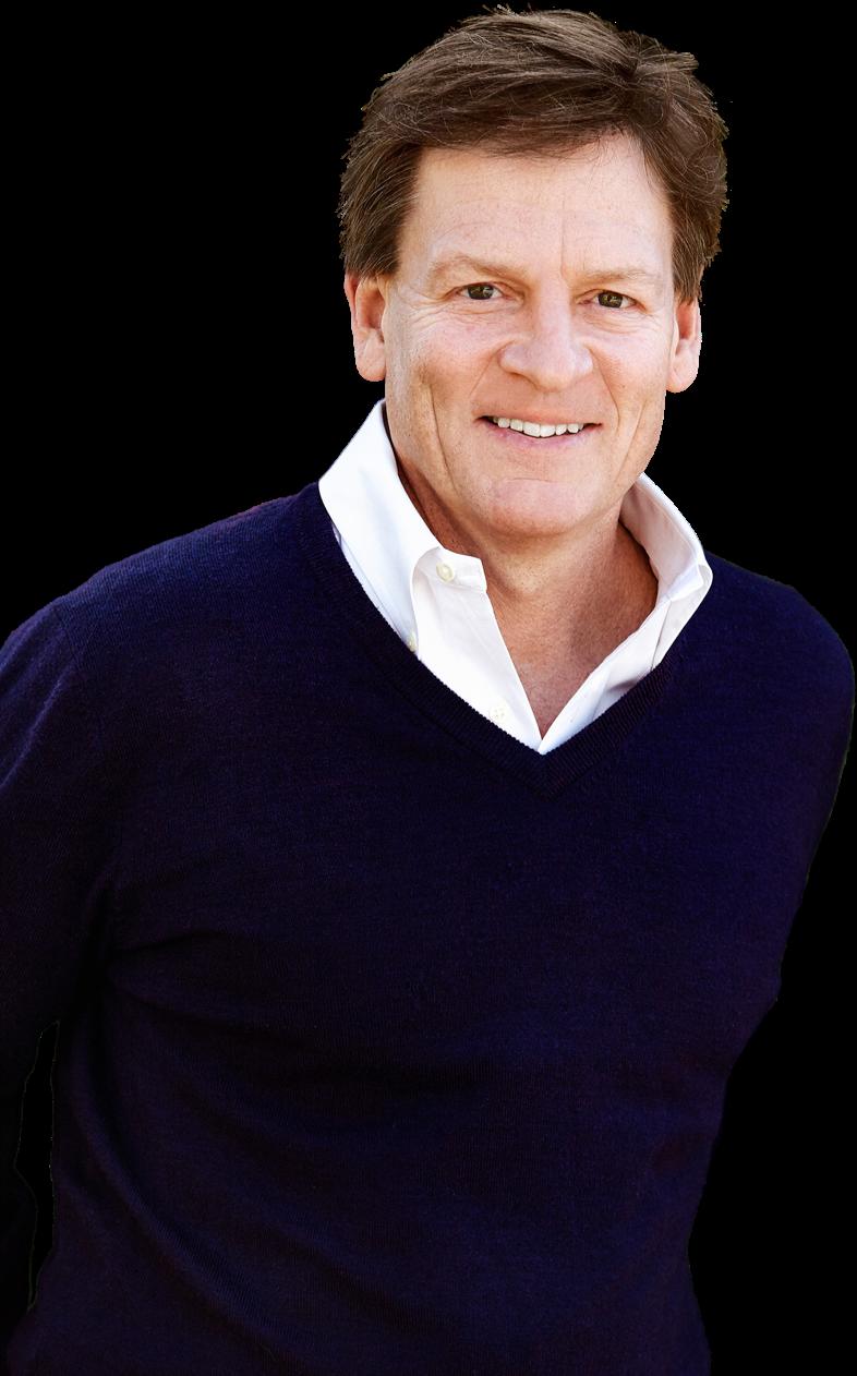 Michael Lewis.